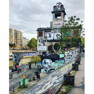 Croisière street art + brunch au Point Ephèmère
