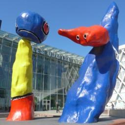 La Défense, un musée à ciel ouvert