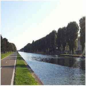 Au fil de l'Ourcq, balade historique le long du canal - Journées de l'architecture