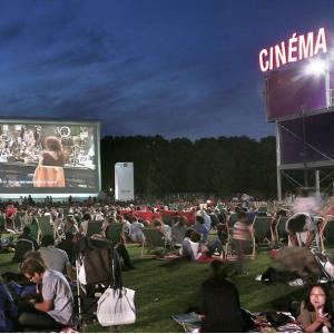 Twilight Zone cruise and outdoor screening
