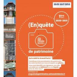 (En)quête de patrimoine : De la photographie à la carte postale, du Vieux Stains à nos jours - Conférence virtuelle