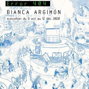 Exposition Error 404 au centre culturel Jean Cocteau des Lilas