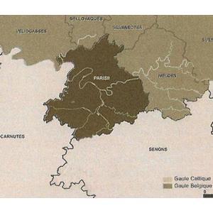 Les Parisii, nos ancêtres les gaulois en Île-de-France et leur chef-lieu, Nanterre - Conférence virtuelle