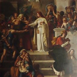 L'histoire de sainte Geneviève à Paris et à Saint-Denis au début du Moyen Âge - Conférence virtuelle