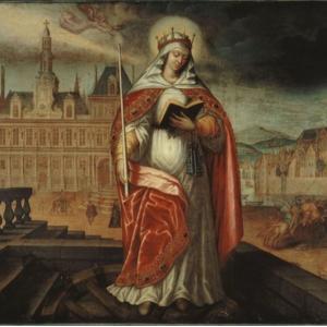 Sainte-Geneviève, patronne de Paris - Conférence virtuelle