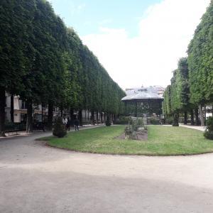 Jeu de piste  dans un verdoyant 15e arrondissement