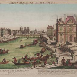 L'approvisionnement de Paris au fil des siècles - Conférence virtuelle