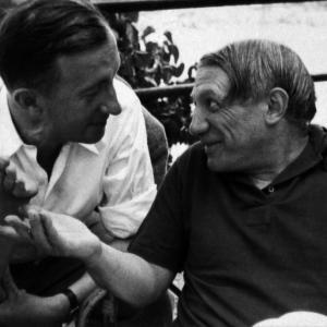 enrose_Eluard-et-Picasso, Lee Miller Archives, Succession Picasso 2020