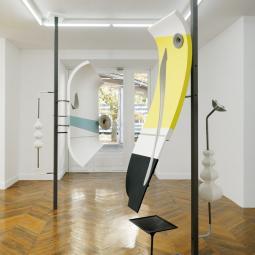Visite virtuelle de l'exposition Futurologies avec Félix Pinquier