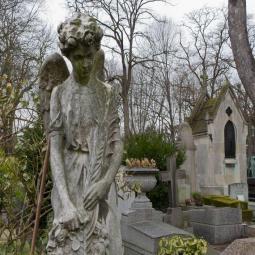 Esotérisme et légendes fantastiques au cimetière du Père Lachaise - Balade virtuelle