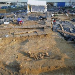L'archéologie des nécropoles en Seine-Saint-Denis - Cycle de conférences