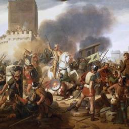 Les invasions vikings en Île-de-France au IXe siècle - Conférence virtuelle