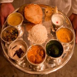 Histoire, cultures et saveurs de la cuisine indienne - Balade virtuelle