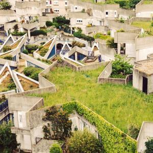 Les Étoiles de Renaudie à Ivry-sur-Seine, un projet architectural avant-gardiste - Visite virtuelle