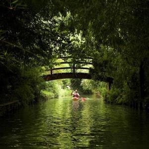 Les bords de Marne à Créteil, visite virtuelle d'un lieu d'inspiration artistique