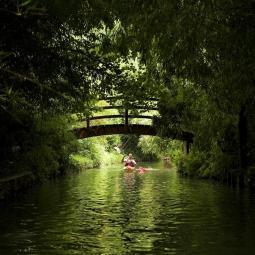 Inspiration artistique sur les bords de Marne à Créteil - Visite virtuelle