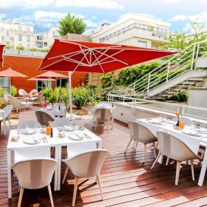 Cocooning et raffinement à l'hôtel Radisson Blu Paris Boulogne