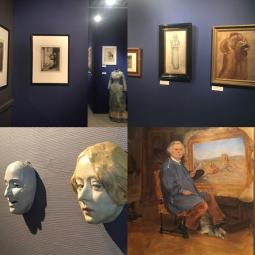 Exposition les femmes c'est tout un monde au Musée Eugène Carrière - Journées du patrimoine