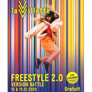 Les origines du hip-hop et Freestyle 2.0 Version Battle - en virtuel