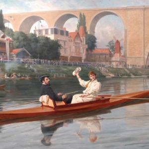En famille au musée de Nogent-sur-Marne - Visite virtuelle