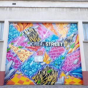 Gentilly Street Art Graffiti