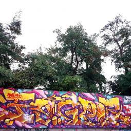 Atelier Muralisme à Gentilly - FESTIVAL PHENOMEN'ART