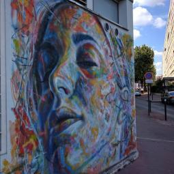 Street art à Vitry-sur-Seine, la capitale française du street art - FESTIVAL PHENOMEN'ART