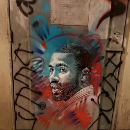 Balade street art à Ivry - FESTIVAL PHENOMEN'ART