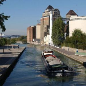 L'Ourcq, une voie vers Paris - conférence virtuelle