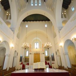 La Synagogue de Boulogne  : Un havre de paix et de lumière - Conférence virtuelle