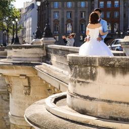 Amours et couples célèbres dans l'Île de la Cité - Balade virtuelle