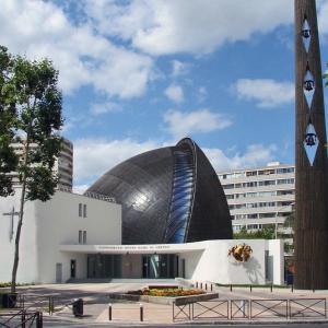 La cathédrale de Créteil, première du XXIe siècle