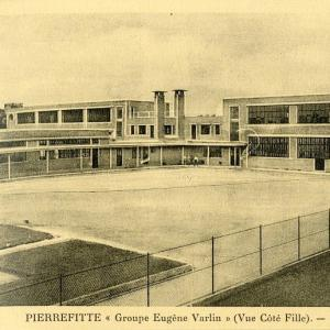 Ecole Eugène Varlin, Archives municipales