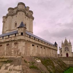 Le château de Vincennes - Conférence virtuelle