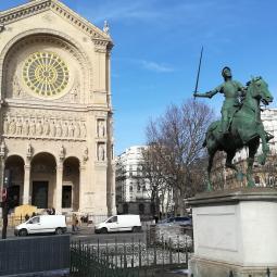 Jeanne d'Arc et ses représentations - Conférence virtuelle