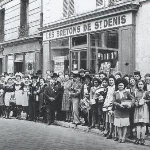 Ces provinciaux qui ont fait Paris : bretons, auvergnats, alsaciens, lorrains... - Conférence virtuelle