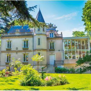 Médiathèque du parc Dumont par J.TOMAS © Ville d'Aulnay-sous-Bois, Service des Archives