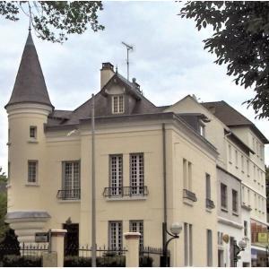 Villa Henri II par F. ARCIDIACO © Ville d'Aulnay-sous-Bois, Service des Archives