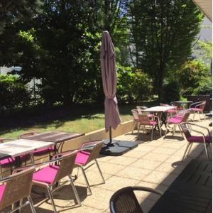 Une parenthèse dans la ville : l'hôtel Paris Boulogne
