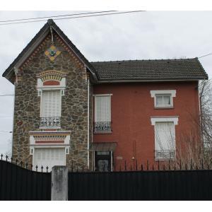 Grande demeure du quartier de Franceville © Les Cultiveuses