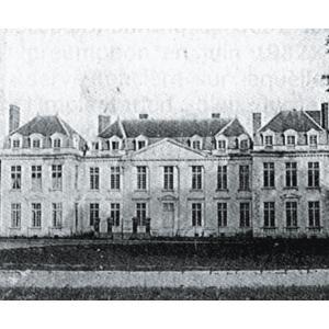 Grand Château de Montfermeil © Archives municipales de Montfermeil