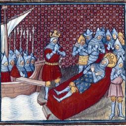 Les morts incongrues des rois de France - Conférence virtuelle