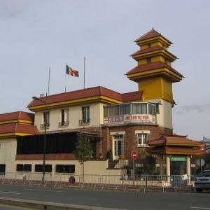Monastère Linh Son a Joinville Le Pont