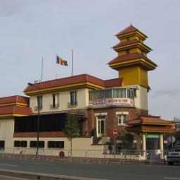 Pagodes bouddhistes de Joinville et Vincennes : Invitation au Voyage - Conférence virtuelle