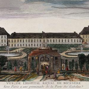 L'hôpital Bicêtre - Conférence virtuelle