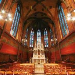 Eglise Notre-Dame de Boulogne-Billancourt : plus de 700 ans vous contemplent - conférence virtuelle