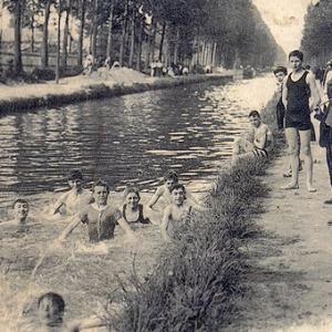 Les bords de l'Ourcq, du XIXe siècle à aujourd'hui, entre loisirs et détente - Conférence virtuelle