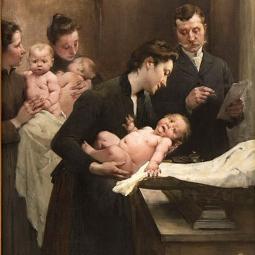 La naissance de la pédiatrie et de la puériculture - Conférence virtuelle