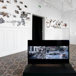 Rencontre et projection autour de l'exposition « Machin-Machine » - Visite virtuelle