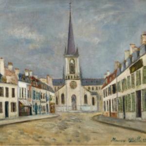 Maurice Utrillo : paysagiste, de Pierrefitte à Montmartre - Conférence virtuelle